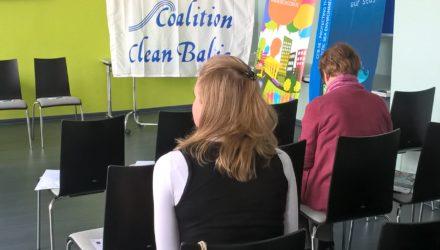 Relacja z konferencji Coalition Clean Baltic – Rostock, Niemcy