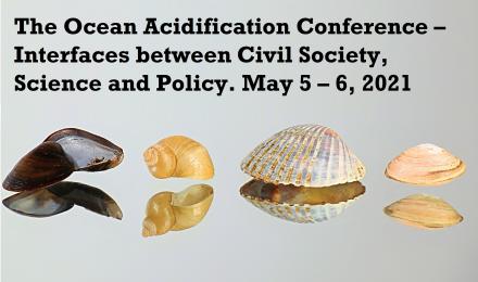 Zaproszenie na konferencję na temat zakwaszenia oceanów